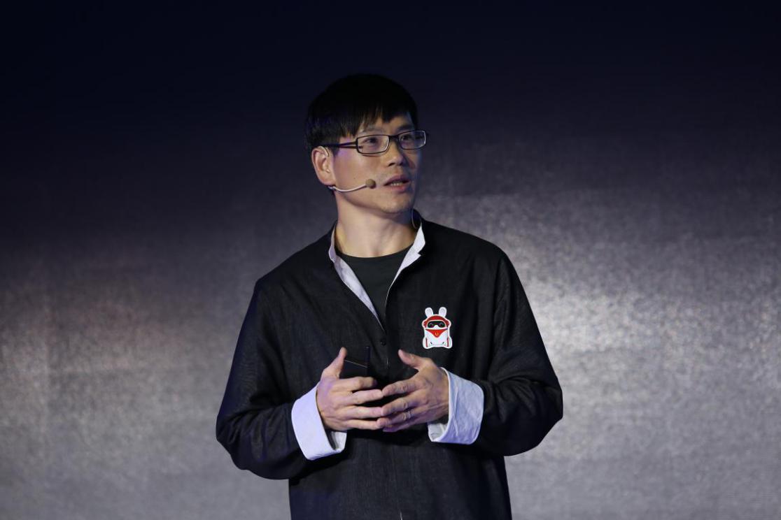 先解读了开心果机器人公司的logo-阿U网 快乐童年 为成长加优
